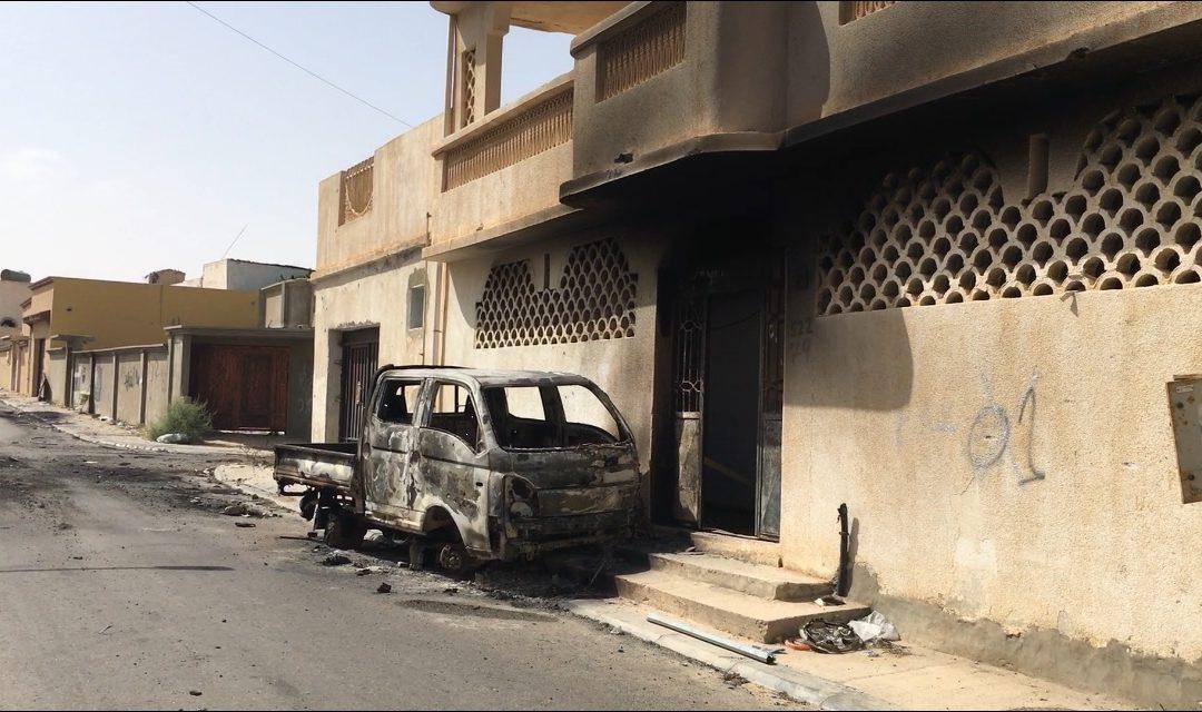 La Libye 5 ans après Kadhafi.   Par Maurine Mercier